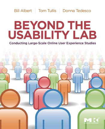 Beyond the Usability Lab- book cover
